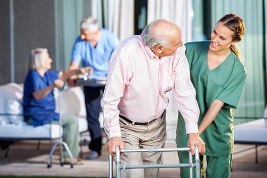 Дом престарелых: мифы и действительность
