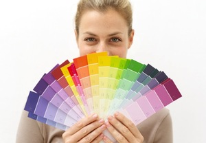 Любимый цвет и характер человека
